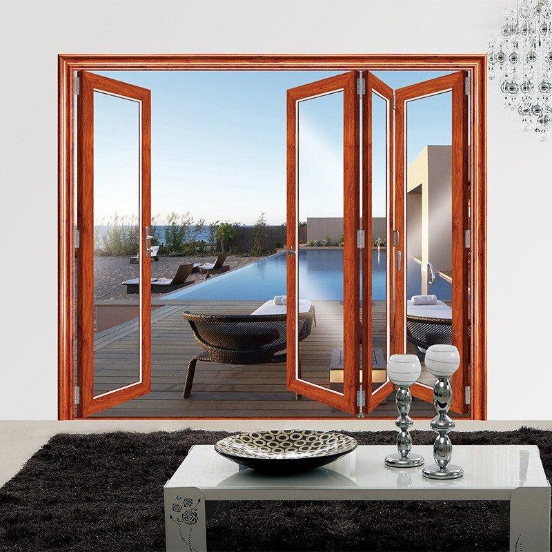 布莱顿重型折叠门系列