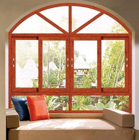 铝合金门窗十大品牌比思特纽卡斯尔(非断桥)推拉窗系列