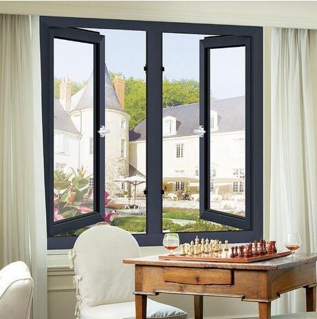 铝合金门窗十大品牌比思特兰斯恩平开窗系列