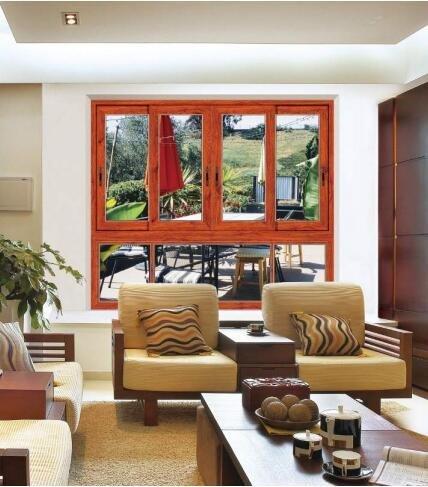 铝合金门窗十大品牌比思特利兹(非断桥)推拉窗系列