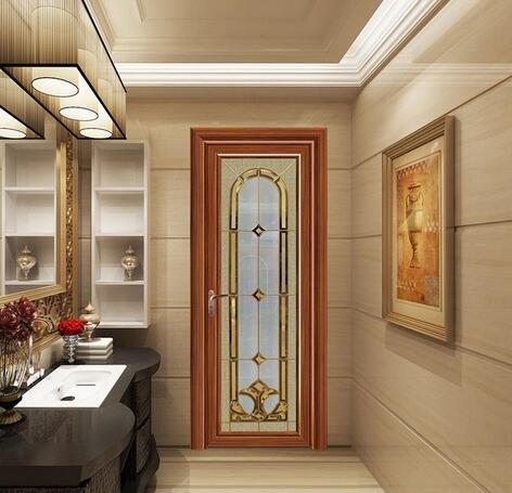 铝合金门窗十大品牌比思特伯明翰平开门