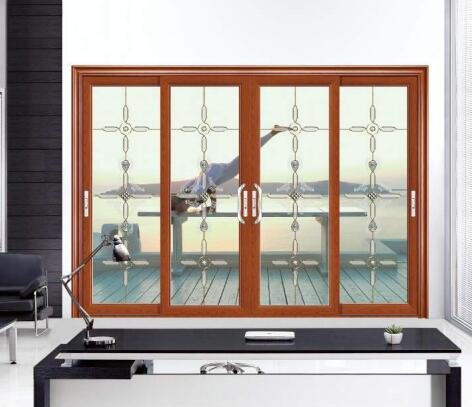 铝合金门窗十大品牌比思特剑桥吊推门系列