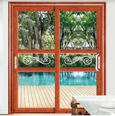 铝合金门窗十大品牌比思特约克推拉门系列