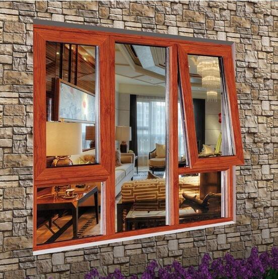 铝合金门窗十大品牌比思特兰斯恩(非断桥)平开窗系列