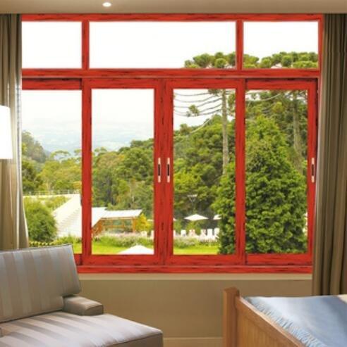 铝合金门窗十大品牌比思特利物浦(非断桥)推拉窗系列