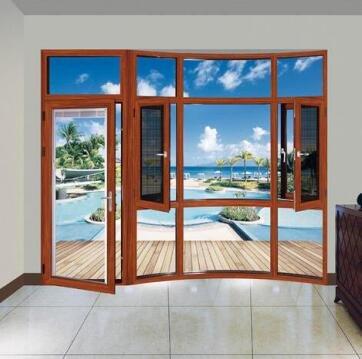 断桥铝门窗乃大势所趋,铝合金门窗十大品牌发展环保门窗