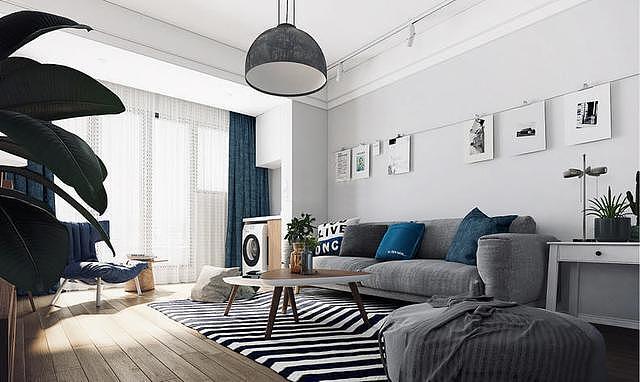 2019年这样的客厅装修将会流行